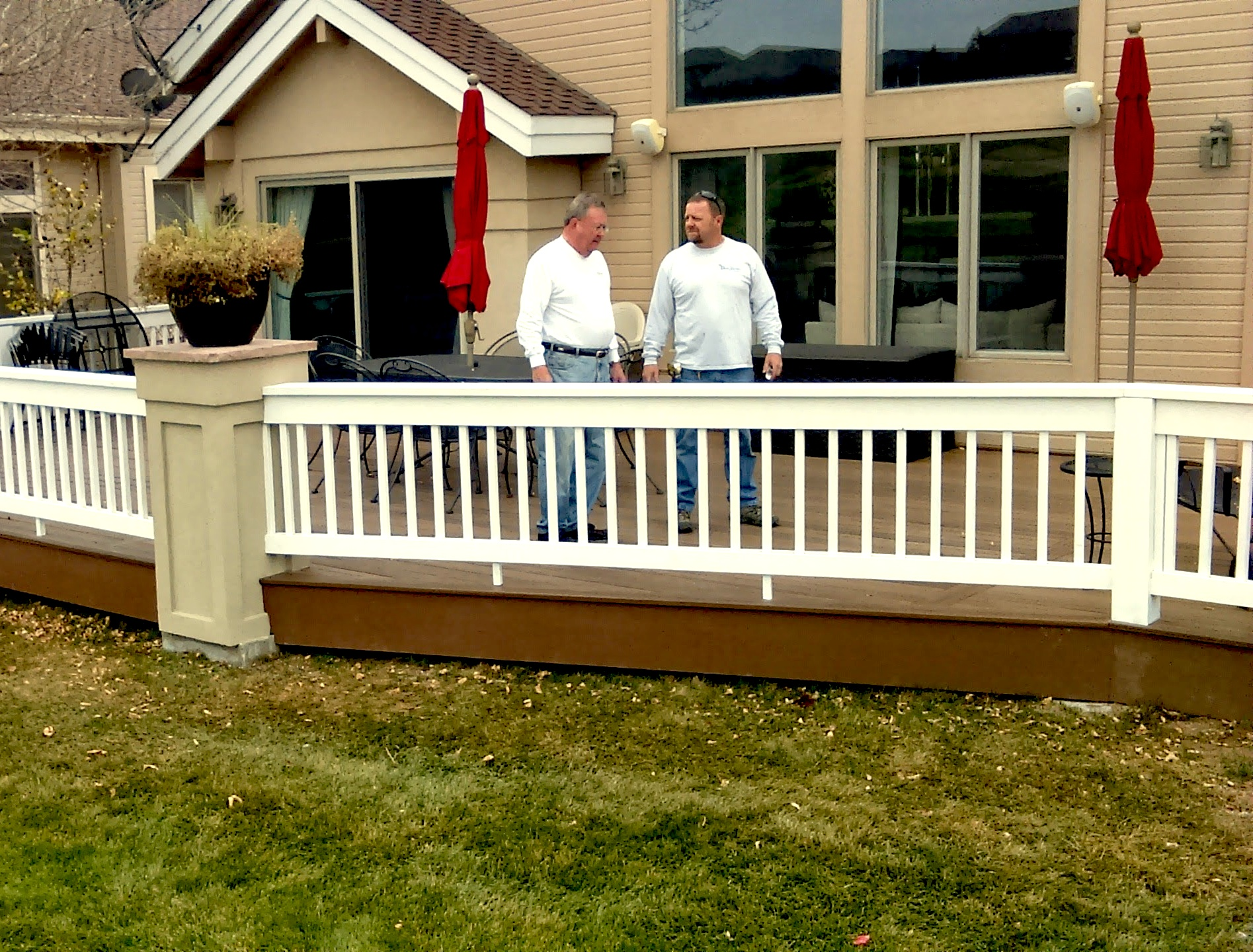 Deck Builder Modell : About « the deck builder of colorado
